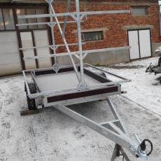 RHC 750 - Přeprava kanoe